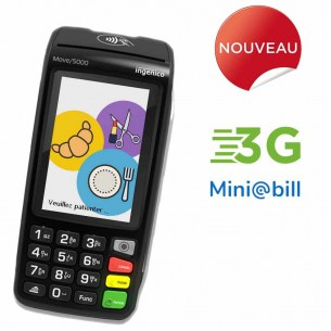 TPE INGENICO Move 5000 version 3G