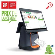 POS tactile NF525